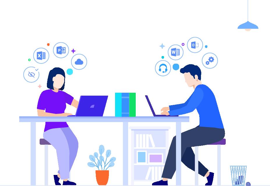 نرم افزارهای اداری و سازمانی